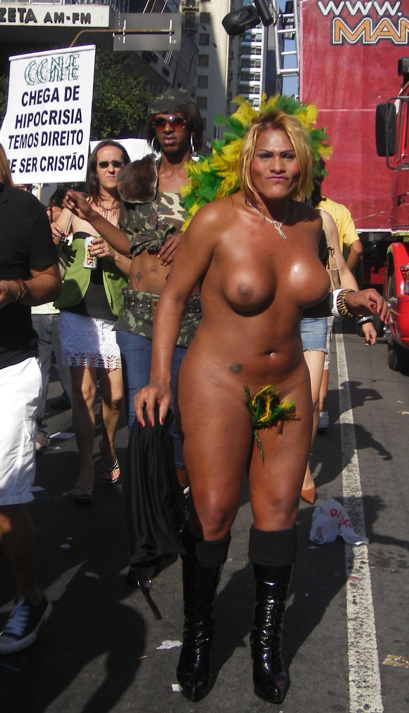 Karneval Xxx