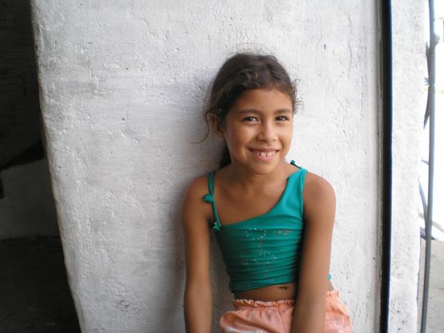 Mädchen in Fortaleza. Gesichter Brasiliens. » Beitrag