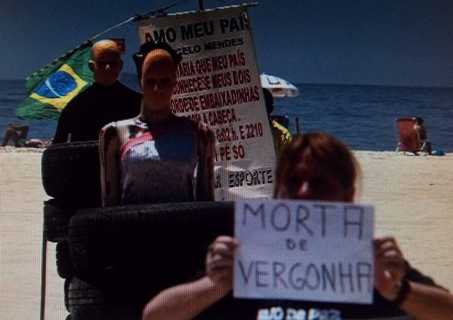 sc</p> <p><b>System-und Regierungskritiker Marcelo Yuka und der Scheiterhaufen-Song:</b> <a mce_thref=