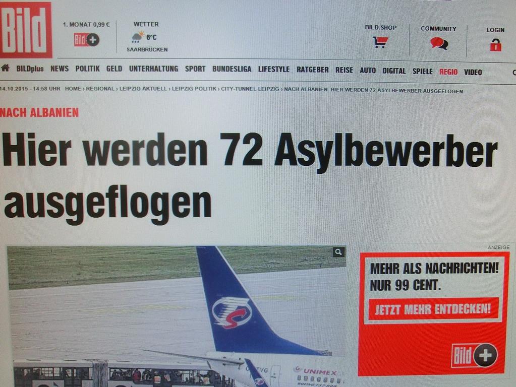 AbschiebungFlugzeugBildzeitung15