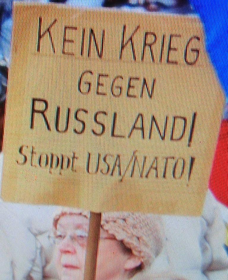 PegidaKeinKrieggegenRußland