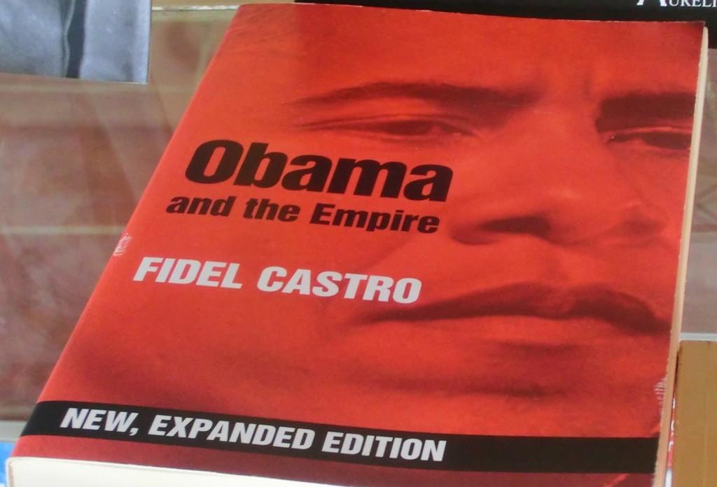ObamaandtheEmpireFidelCastro