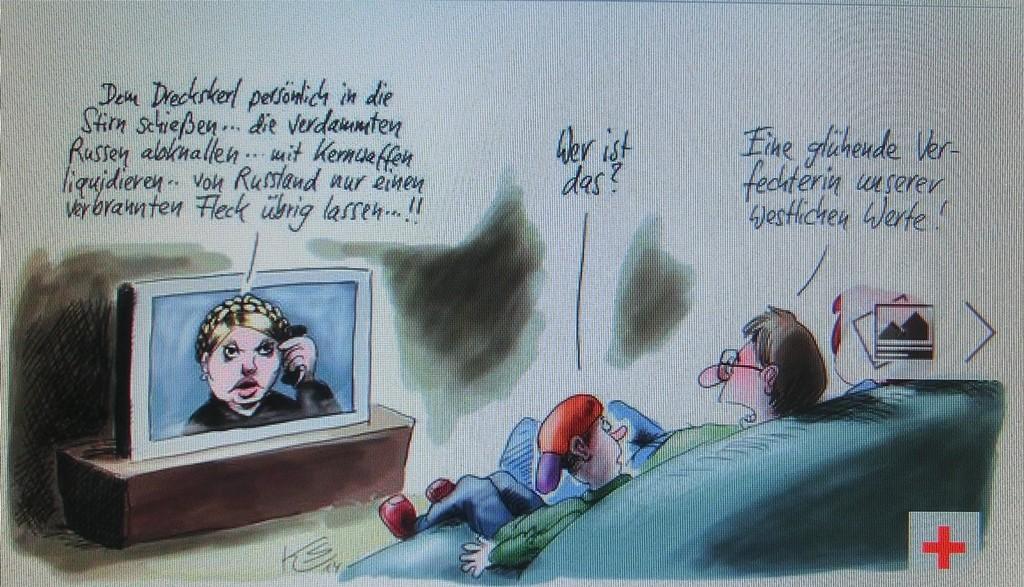 TimoschenkoTagesspiegel