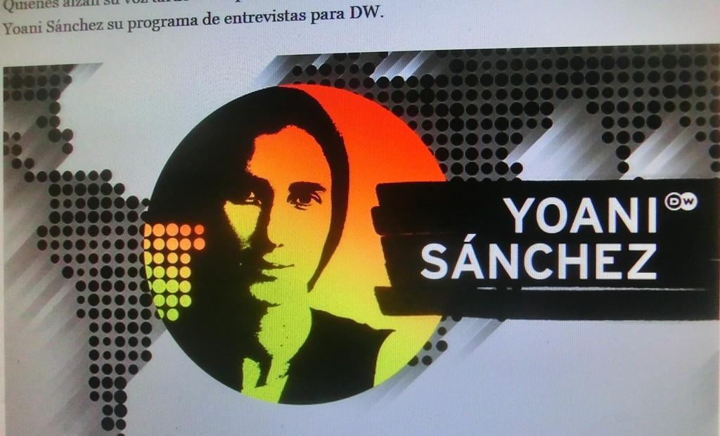 YoaniSanchezDW16