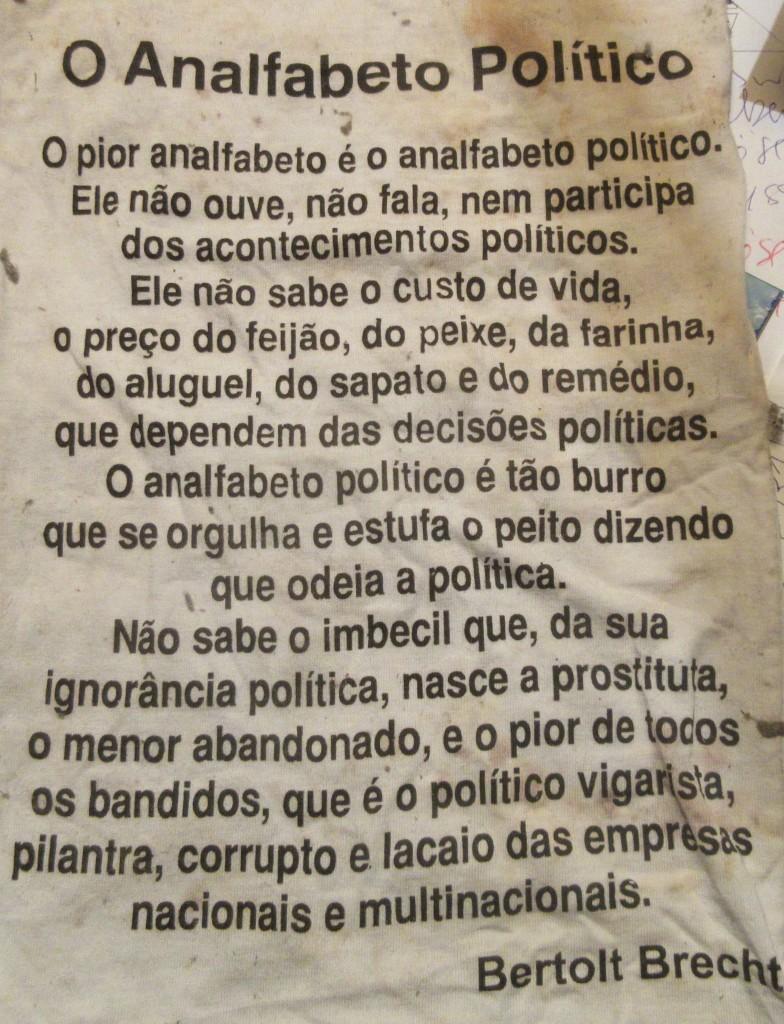 AnalfabetoPoliticoBrecht