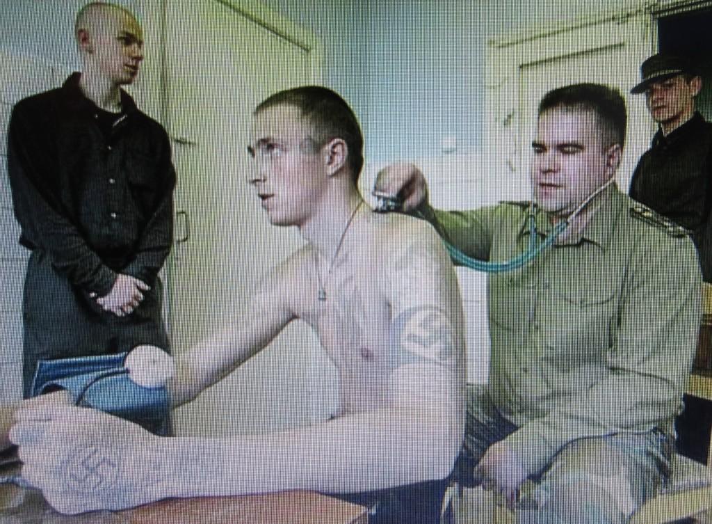 UkraineMusterungHakenkreuz