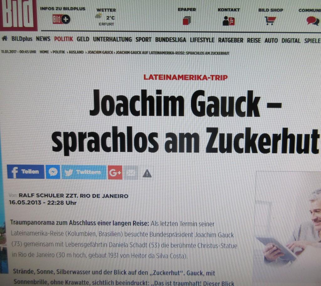 GauckZuckerhutsprachlos