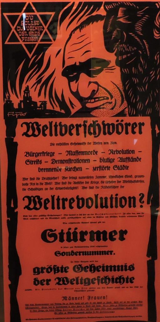 NaziplakateWeltverschwörer