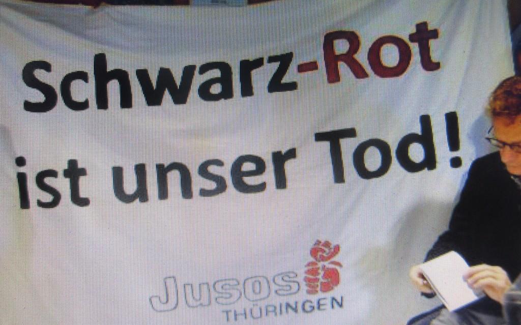 ThüringenJusosSchwarzRotTod18