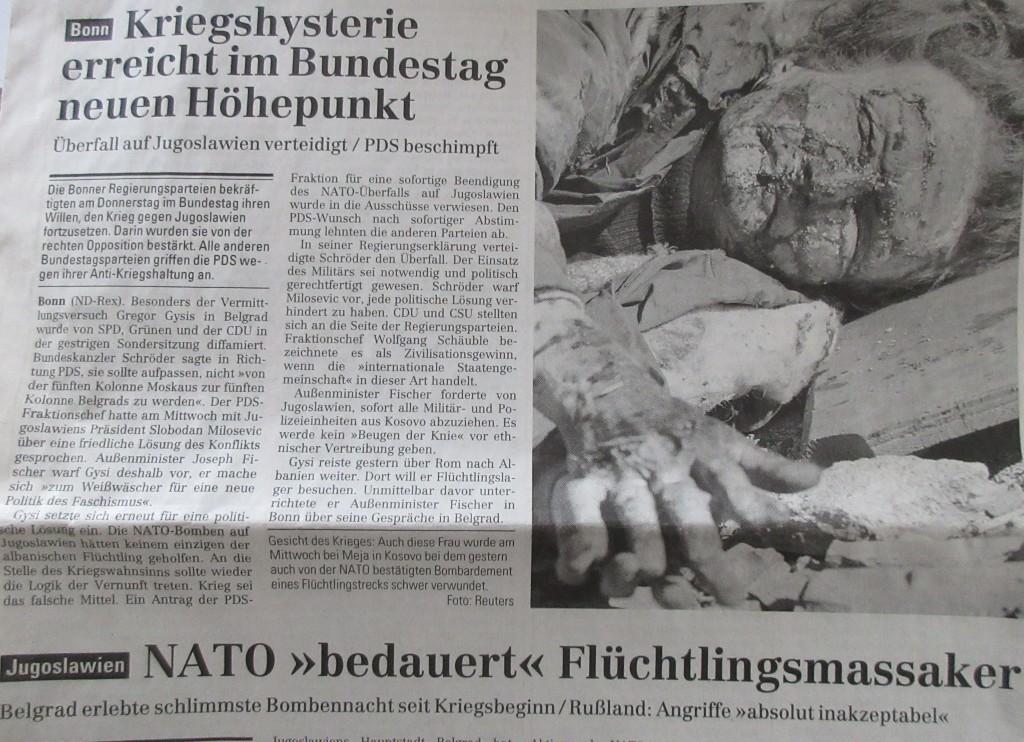 JugoFlüchtlingsmassaker